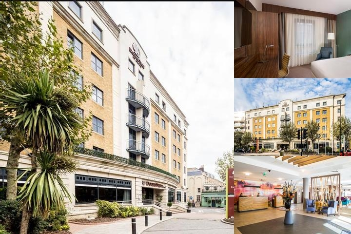 Jurys Inn Islington photo collage