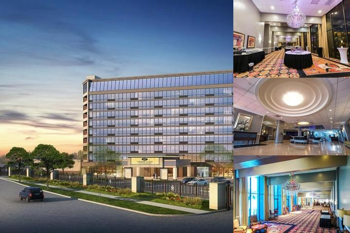 Crowne Plaza Houston Northwest Brookhollow photo collage