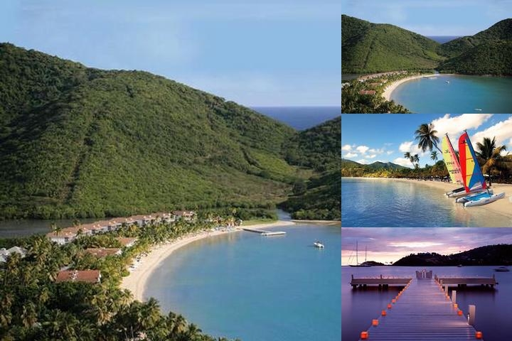Carlisle Bay photo collage