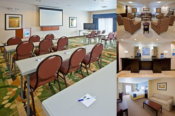Holiday Inn Express Shelbyville Indiana photo collage