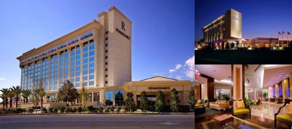 Renaissance Baton Rouge Hotel photo collage
