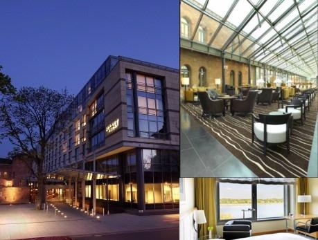 Hyatt Regency Mainz photo collage