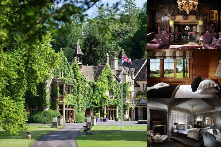 Manor House Hotel & Golf Club photo collage