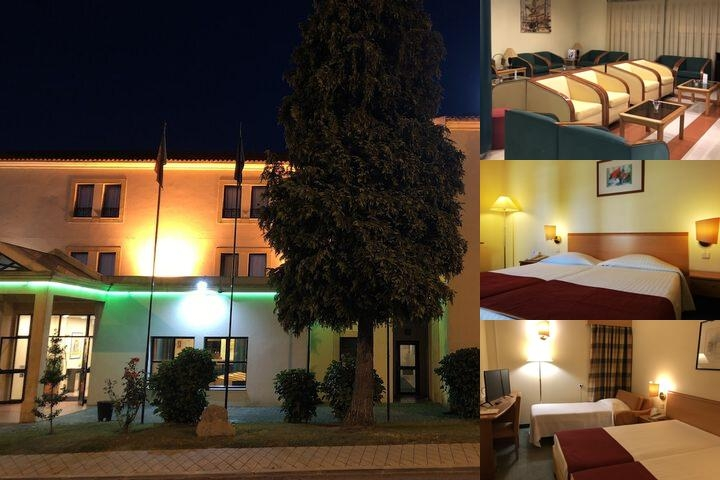 Comfort Inn Fafe Guimaraes photo collage