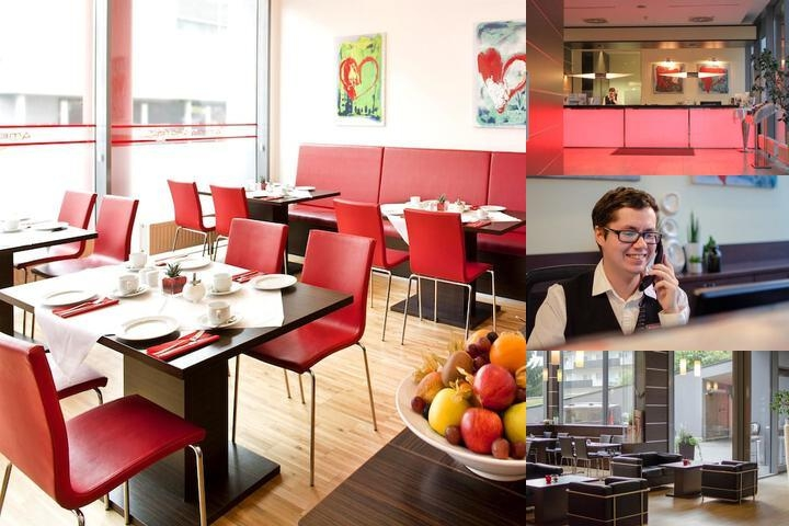 Best Western Plus Amedia Graz photo collage