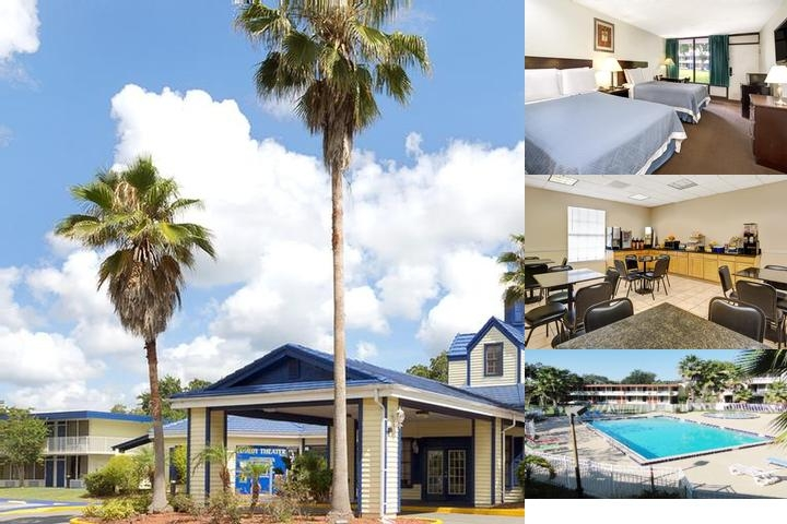 Days Inn Kissimmee photo collage