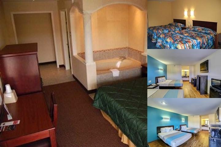 Motel 6 Dickson photo collage