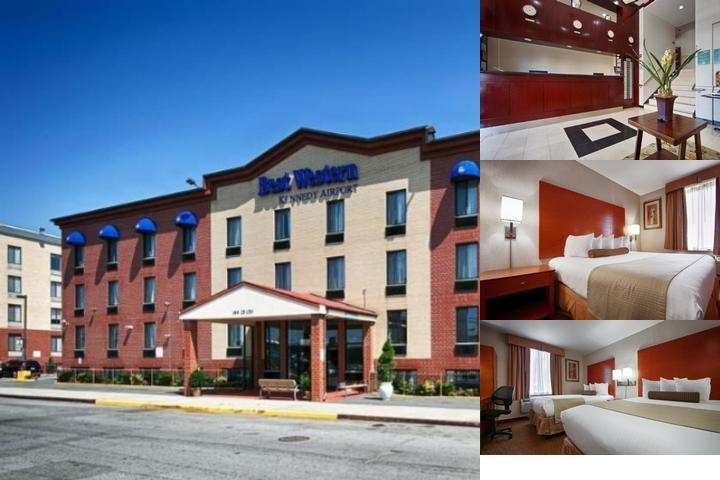Best Western Kennedy Airport photo collage