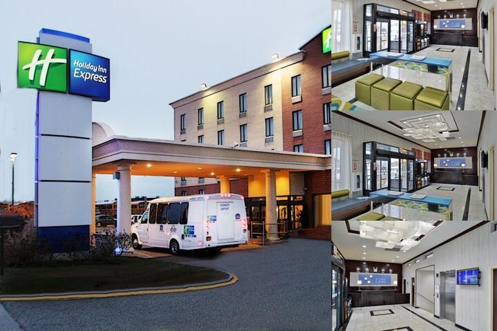 Holiday Inn Express Kennedy Airport photo collage