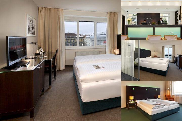 Flemings hotel wien westbahnhof vienna neubauguertel 26 28 1070