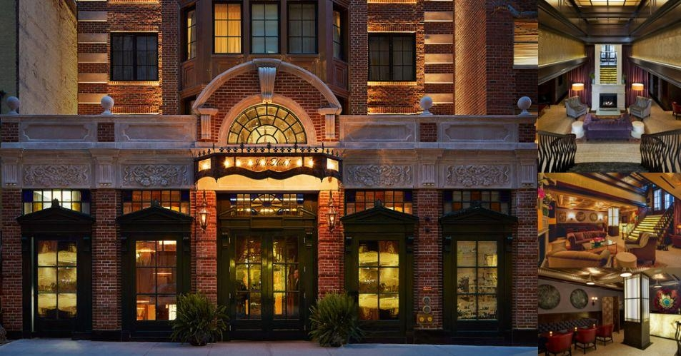 The Jade Hotel Greenwich Village New York Ny 52 West 13th 10011