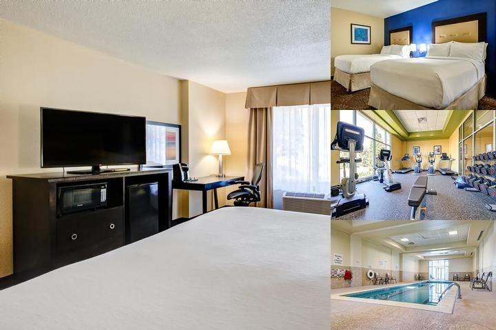 Holiday Inn Indianapolis Carmel photo collage