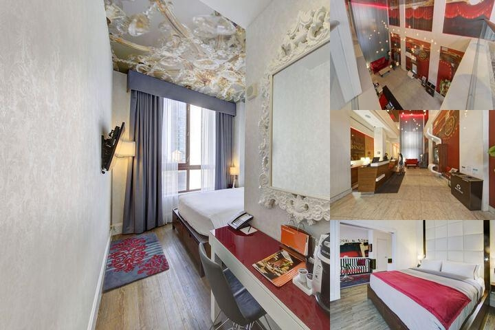 Hotel Indigo Brooklyn photo collage