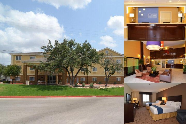 Holiday Inn Express Hotel & Suites San Antonio Air photo collage