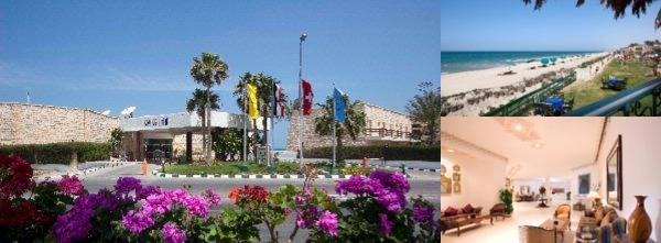 Swiss Inn Resort El Arish photo collage