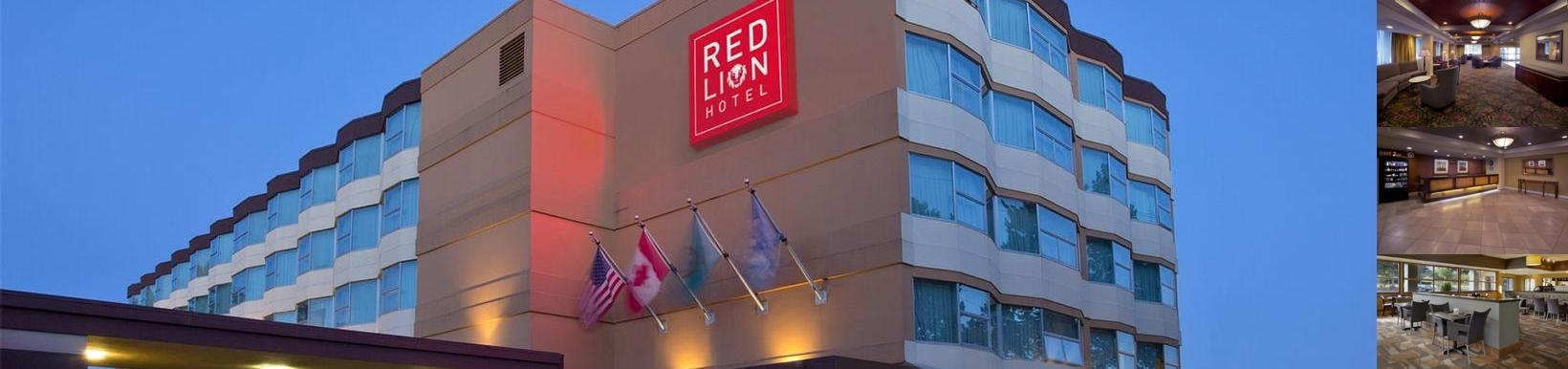 Red Lion Hotel Seattle Airport Meeting