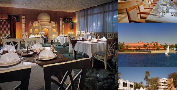 Sheraton Luxor Resort photo collage