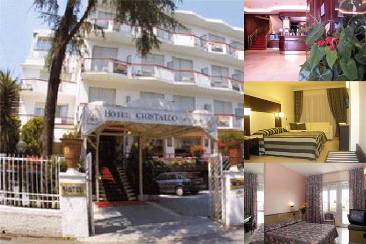 Hotel Cristallo photo collage