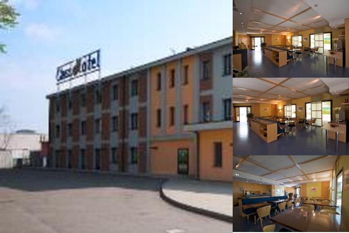Hotel Gariga Alberghi photo collage