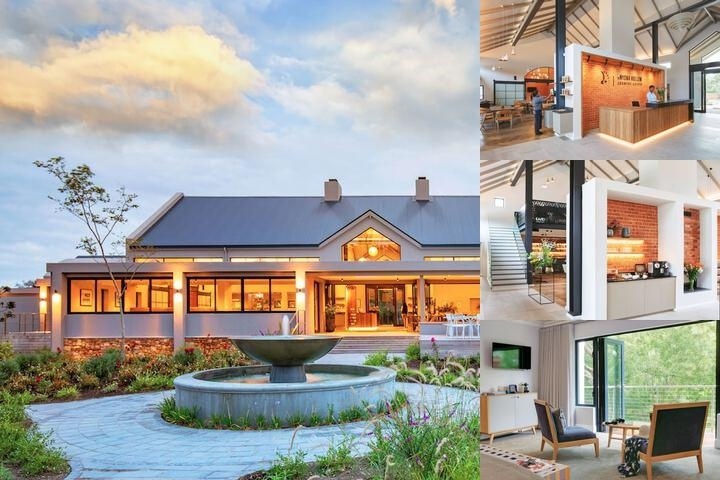 Knysna Hollow Country Estate photo collage