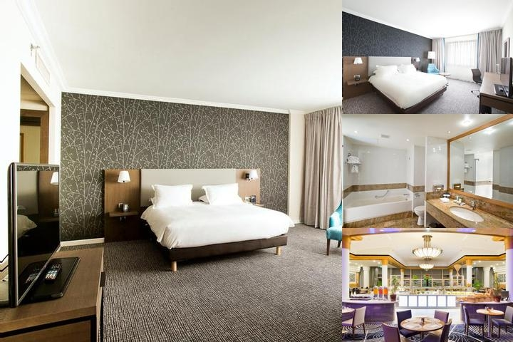 Hilton Paris Charles De Gaulle Airport photo collage