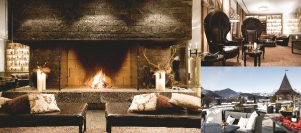 Grand Spa Resort a Rosa Kitzbuehel photo collage