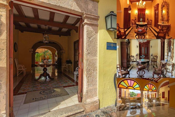 Casa Don Gustavo Boutique Hotel photo collage