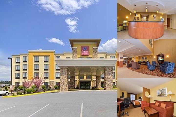 Comfort Suites Hummelstown Hershey photo collage