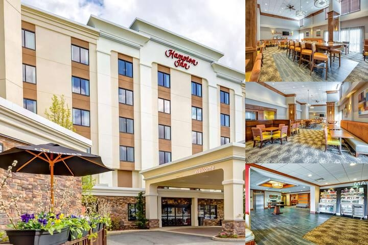 Hampton Inn Boston / Norwood photo collage