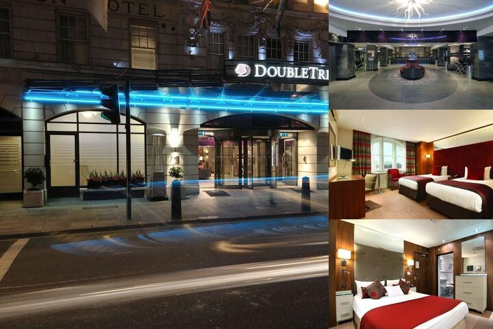 Doubletree by Hilton London West End photo collage