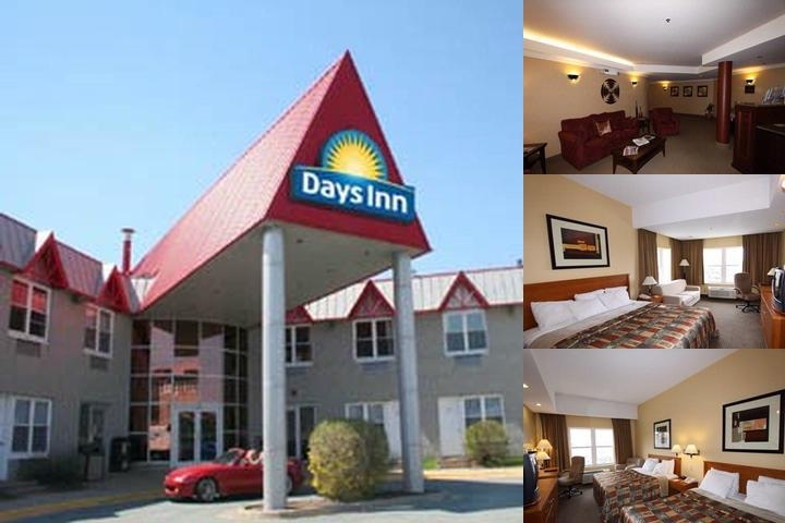 Days Inn Dartmouth photo collage