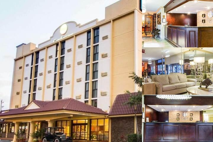 Comfort Inn Ocean Side photo collage