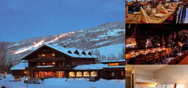 Quality Hotel & Resort Hunderfossen photo collage