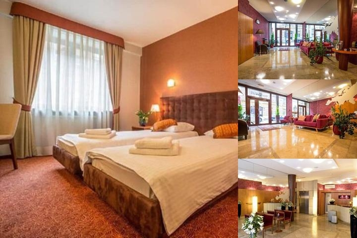 Hotel Classic photo collage