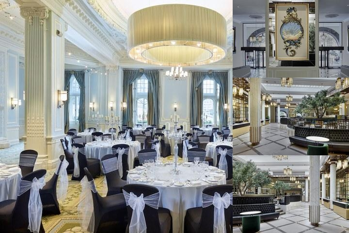 The Midland Hotel photo collage