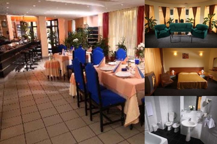 Hotel Reghina photo collage