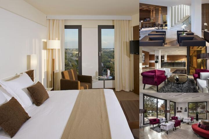 Melia Luxembourg photo collage