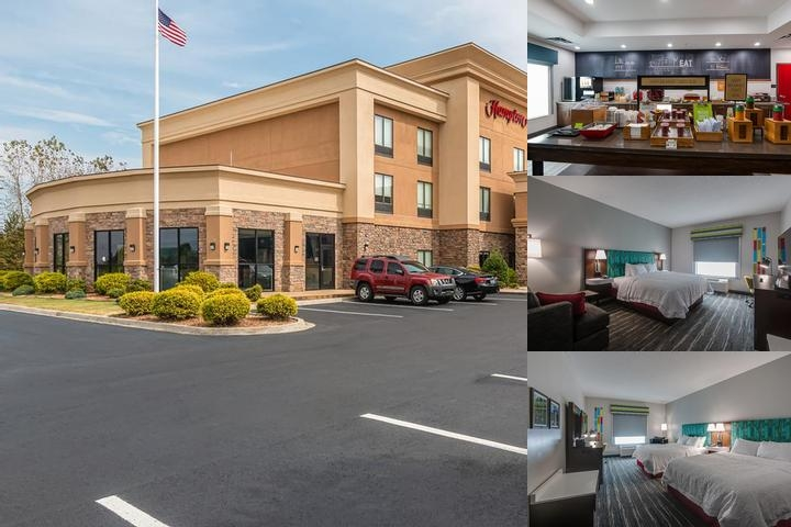 Comfort Inn & Suites Fort Campbell photo collage