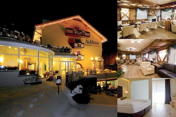 Alpholiday Dolomiti Wellness photo collage