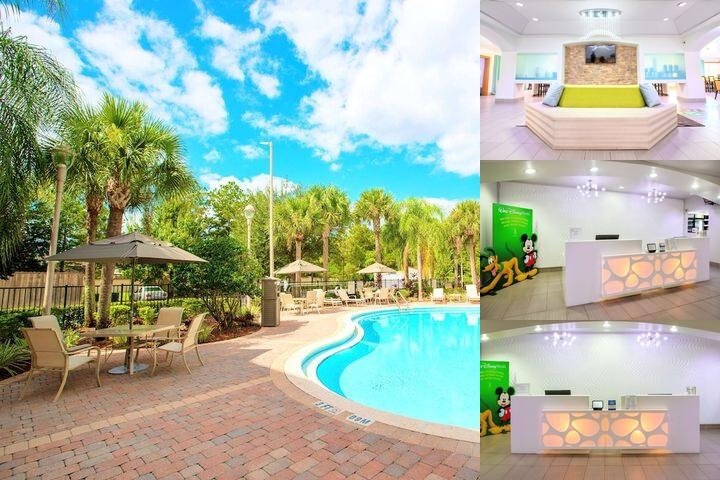 Holiday Inn Express Orlando Lake Buena Vista East photo collage
