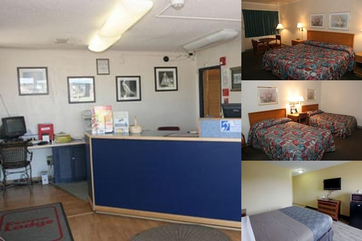 Econo Lodge Town Center photo collage