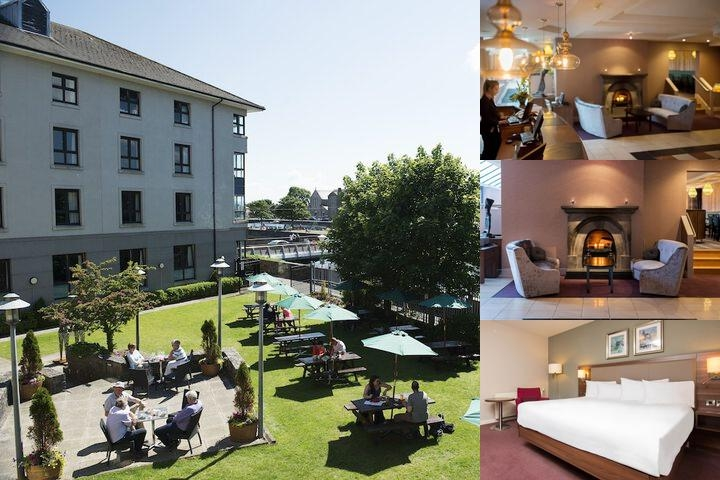 Jurys Inn Galway photo collage