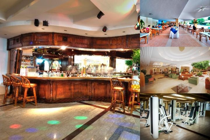 Avlida Hotel photo collage