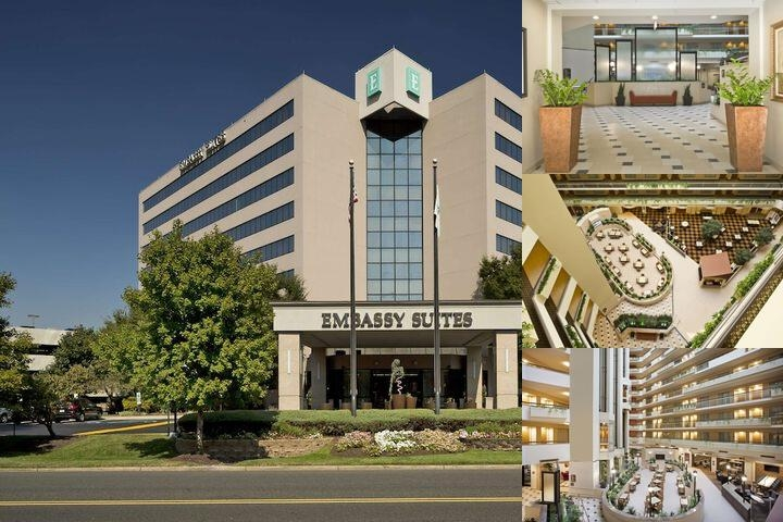 Embassy Suites Secaucus Meadowlands photo collage
