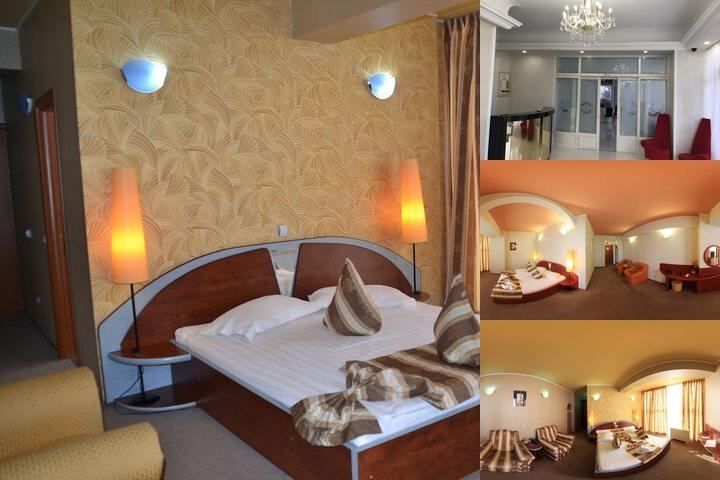 Helin Hotel photo collage