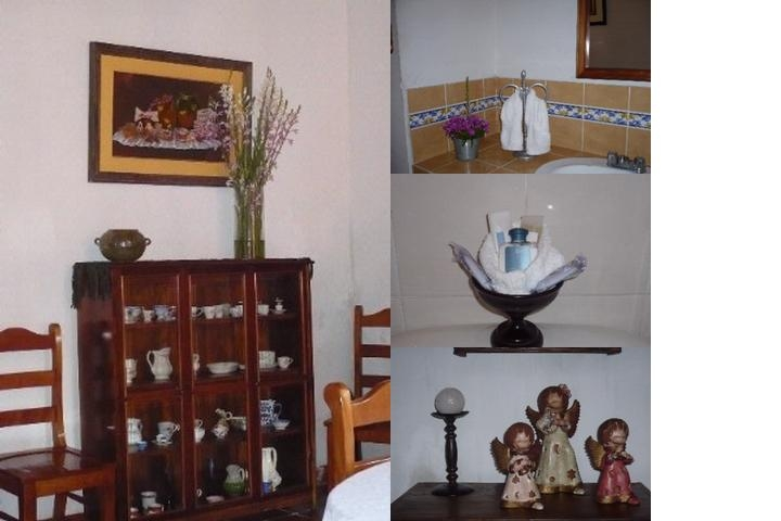 Hostal San Nicolas photo collage