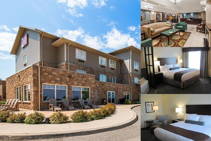 Best Western Plus Walkerton Hotel & Conference Centre photo collage