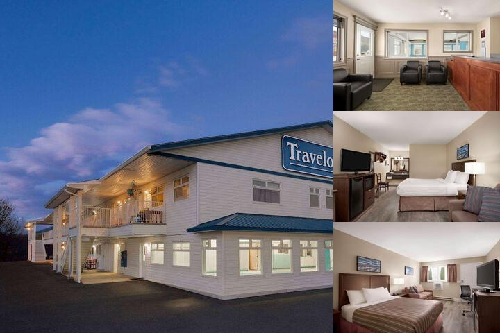 Salmon Arm Travelodge photo collage