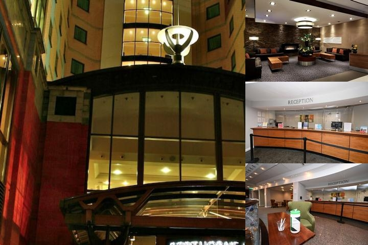 Millennium & Copthorne Hotels at Chelsea Football photo collage