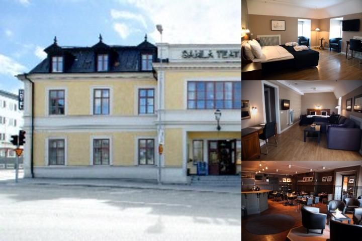 Best Western Hotel Gamla Teatern photo collage